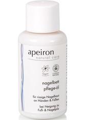 APEIRON - Apeiron Nagelbett Pflege-Öl 50 ml - Nagelhautpflege - NAGELPFLEGE