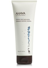 AHAVA Reinigung Deadsea Water Mineral Body Exfoliator Körperpeeling 200.0 ml