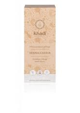 Khadi Naturkosmetik Produkte Pflanzenhaarfarben - Senna/Cassia 100g Haarfarbe 100.0 g
