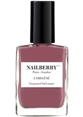 Nailberry Nägel Nagellack L'Oxygéné Oxygenated Nail Lacquer Fashionista 15 ml