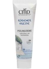 CMD Naturkosmetik Produkte Rügener Kreide - Peelingcreme 50ml Gesichtspeeling 50.0 ml