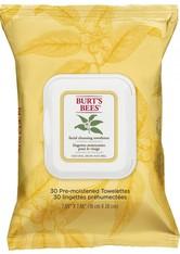 Burt's Bees Gesichtspflege Deep - 30 Facial Cleansing Towelettes White Tea Extract Gesichtsreinigung 1.0 pieces