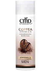 CMD Naturkosmetik Produkte Coffea Arabica - Körpermilch 200ml  200.0 ml