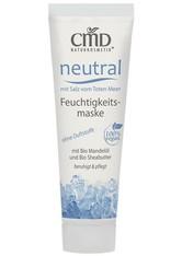 CMD - CMD Naturkosmetik Neutral Feuchtigkeitsmaske 50 ml - Gesichtsmaske - MASKEN