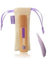 ZAO - ZAO essence of nature Lip-Lack 034 Pearly Dark Purple 5 ml - Lipgloss - LIQUID LIPSTICK