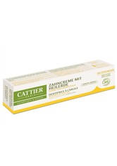 Cattier Zahncreme mit Heilerde Zitrone Zahnpasta 75 ml