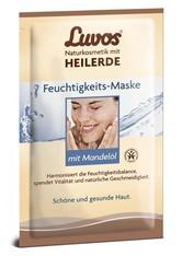 Luvos Naturkosmetik Masken Creme-Maske Feuchtigkeit mit Mandelöl Maske 15.0 ml