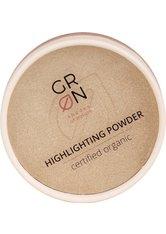 Groen Produkte Highlighting Powder - golden 9g  9.0 g
