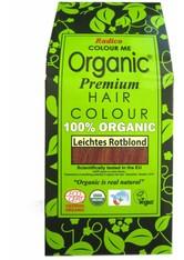 Radico Produkte Haarfarbe - Leichtes Rotblond 100g Haarfarbe 100.0 g