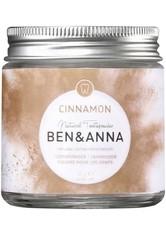 Ben & Anna Produkte Toothpowder - Cinnamon 45g Zahnpasta 45.0 g