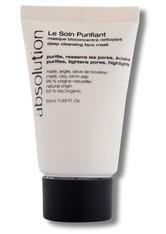 absolution Le Soin Purifiant 50 ml - Gesichtsmaske