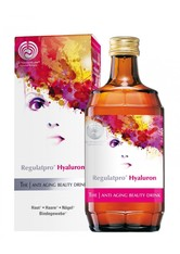 REGULAT BEAUTY - Regulat Beauty Regulatpro Hyaluron Vorteilsgröße 350 ml - Drinks - HAUT- UND HAARVITAMINE