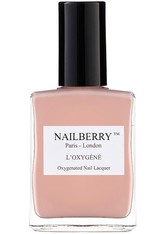 Nailberry Nägel Nagellack L'Oxygéné Oxygenated Nail Lacquer Happiness 15 ml