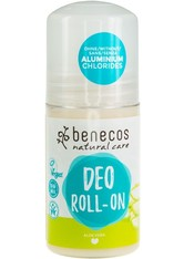 BENECOS - benecos Natural Deo Roll-On Aloe Vera 50 ml - Deodorant - DEODORANTS
