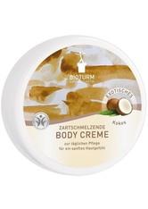 Bioturm Produkte Kokos - Body Creme 250ml Körpercreme 250.0 ml