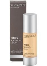 Santaverde Gesichtspflege Xingu Age Perfect - Serum 30ml Anti-Aging Gesichtsserum 30.0 ml