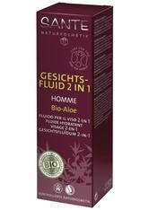SANTE - Sante Homme Gesichtsfluid 2 in 1 50 ml - Gesichtspflege - GESICHTSPFLEGE