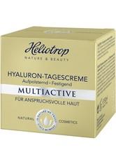 Heliotrop MULTIACTIVE Multiactive - Hyaluron Tagescreme 50ml Gesichtscreme 50.0 ml