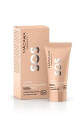 MÁDARA Organic Skincare SOS HYDRA Mask Moisture+Radiance 60 ml Gesichtsmaske