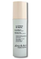 absolution La Crème de Santé 50 ml - Tages- und Nachtpflege