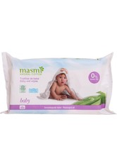 MASMI - BIO FEUCHTTÜCHER Baby 100% Bio-Baumwolle MASMI - Pflegeprodukte