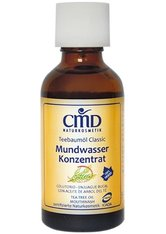 CMD Naturkosmetik Produkte Teebaumöl - Mundwasser 50ml Mundspülung 50.0 ml