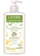 CATTIER - Cattier Familien Duschgel & Shampoo 500 ml - Duschen - DUSCHEN & BADEN