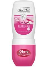 Lavera Körperpflege Body SPA Deodorants Bio-Wildrose Deodorant Roll-On 50 ml