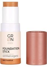 GRN Foundation Stick dark hazelnut 6 Gramm