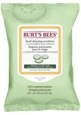 BURT'S BEES - Burt's Bees Facial Cleansing Towelettes - Cucumber and Sage (30 Stück) - CLEANSING