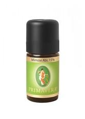 Primavera Health & Wellness Ätherische Öle Mimose Absolue 15% 5 ml