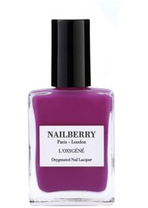Nailberry L'Oxygéné Hollywood Rose Hot Pink Nagellack  15 ml Hollywood rose hot pink
