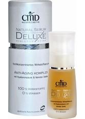 CMD - CMD Naturkosmetik Natural Serum Deluxe 30 ml - Tages- und Nachtpflege - SERUM
