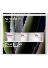 Santaverde Gesichtspflege Pflege-Set zum Kennenlernen Gesichtspflege 45.0 ml