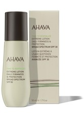 AHAVA Gesichtscreme Extreme Lotion Daily Firmness & Protection Broad Spectrum SPF 30 Sonnencreme 50.0 ml
