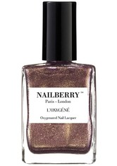 Nailberry Nägel Nagellack L'Oxygéné Oxygenated Nail Lacquer Pink Sand 15 ml