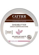 CATTIER - Cattier Sheabutter 100 % biologisch g - Hautpflege - KÖRPERCREME & ÖLE