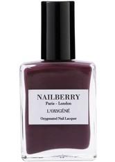 Nailberry Nägel Nagellack L'Oxygéné Oxygenated Nail Lacquer Autumn Purple 15 ml