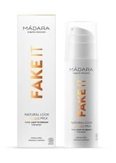 MÁDARA Organic Skincare Fake It Natural Look Self Tan Milk 150 ml Selbstbräunungslotion