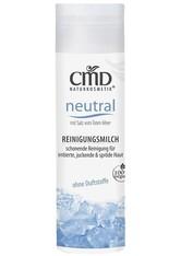 CMD Naturkosmetik Neutral Reinigungsmilch 200 ml - Gesichtsreinigung