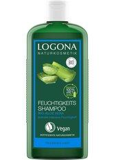 LOGONA - LOGONA Feuchtigkeits-Shampoo 250 Milliliter - SHAMPOO