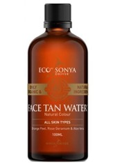 ECO BY SONYA - Eco By Sonya Face Tan Water 100 ml - Tages- und Nachtpflege - TAGESPFLEGE