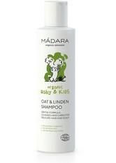 Madara Produkte Baby & Kids - Shampoo Hafer & Lindenblüten 200ml Haarshampoo 250.0 ml