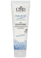 CMD Naturkosmetik Neutral Gesichtscreme 50 ml - Tages- und Nachtpflege