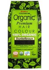 Radico Produkte Haarfarbe - Dunkelbraun 100g  100.0 g