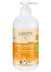 SANTE - Sante Family Glanz Shampoo Bio-Orange & Kokos 500 ml - SHAMPOO