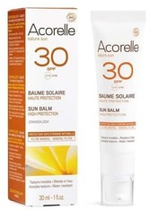 Acorelle Produkte LSF30 Gesicht Sonnengel 30ml Sonnencreme 30.0 ml