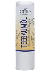 CMD - CMD Naturkosmetik Produkte Teebaumöl - Lippenpflegestift 4.5g Lippenpflege 4.5 g - LIPPENBALSAM