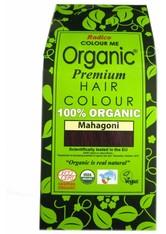 RADICO - Radico Produkte Radico Produkte Haarfarbe - Mahagony 100g Pflanzenhaarfarbe 100.0 g - Haarfarbe
