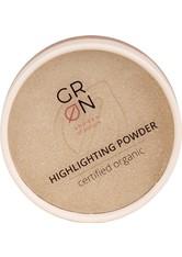 Groen Produkte Highlighting Powder - golden 9g Puder 9.0 g